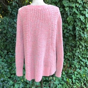 Anthropologie Sweaters - Anthropologie nubby knit swing style sweater